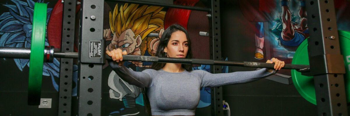 maria casa entrenamiento para ganar masa muscular