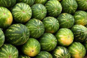 sandia frutas para adelgazar